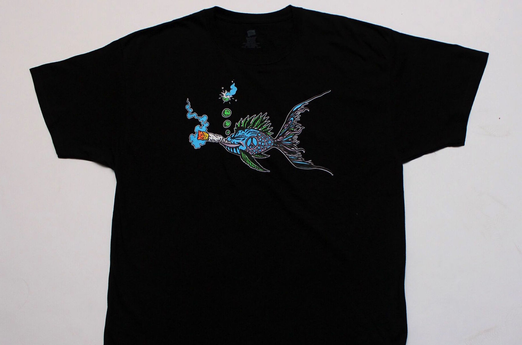 Bud Fish T Shirt