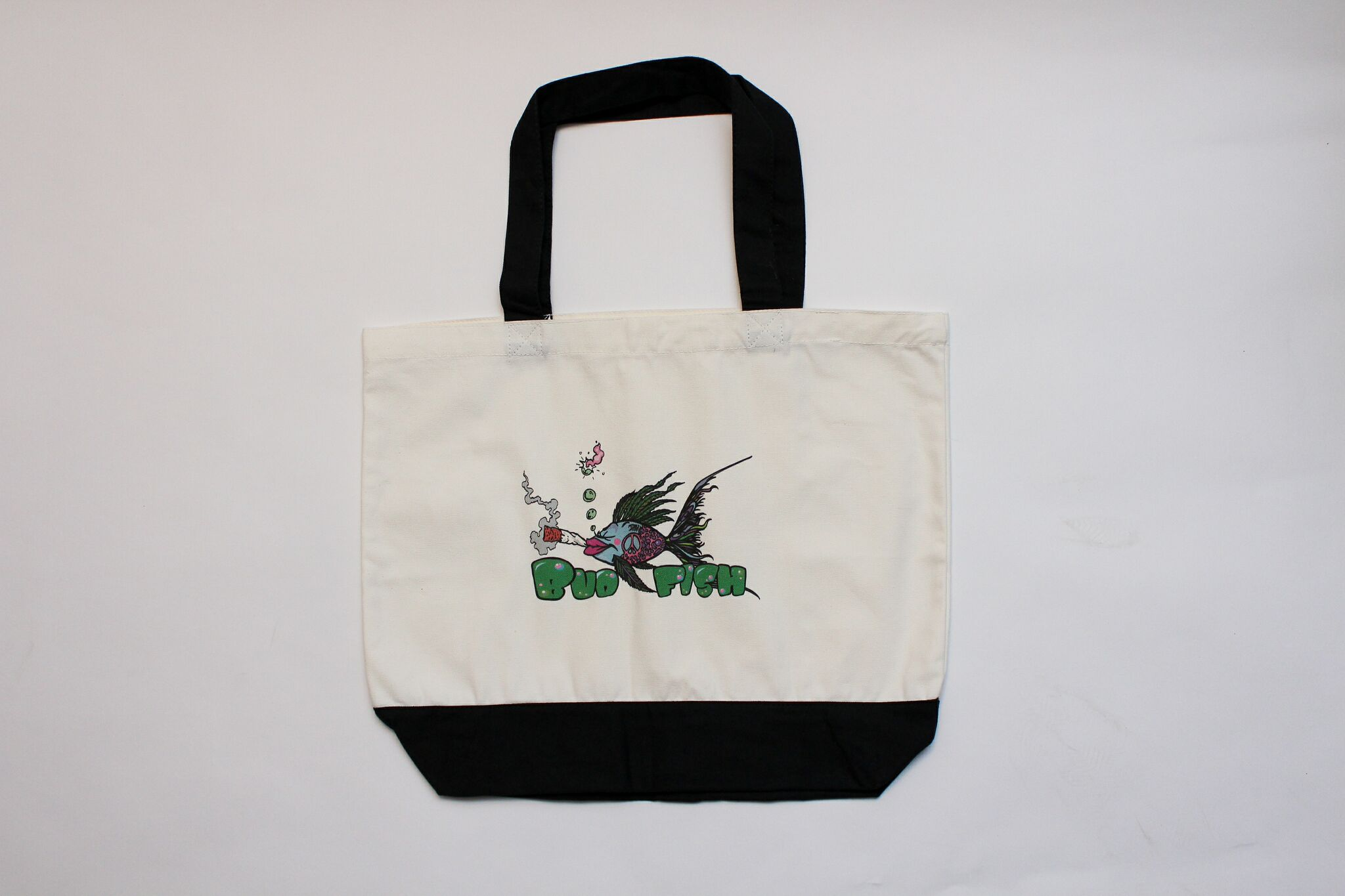 Mrs. Bud Fish Tote Bag
